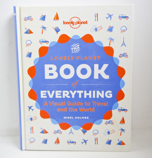 Lonely Planet Book of Everything
