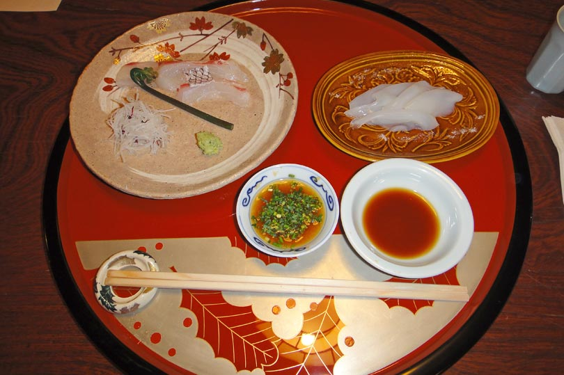 kaiseki-fish-course
