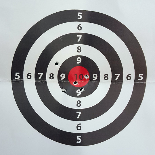 My sniper target from Spy Academy
