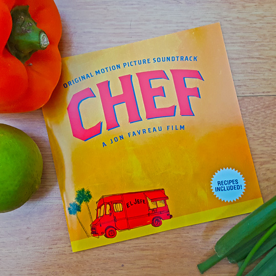 Chef the movie soundtrack