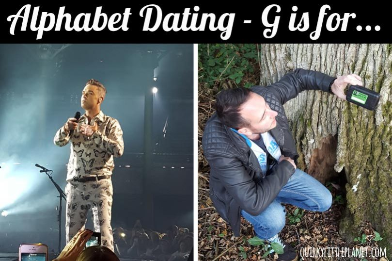 Alphabet Dating - G Date Ideas