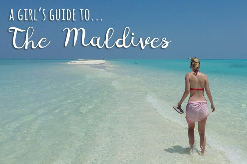 A girl's guide to The Maldives