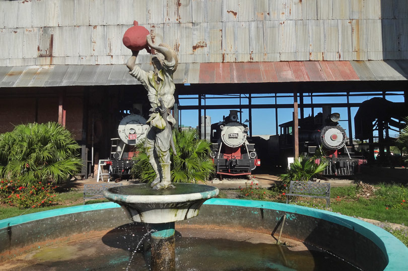 Take a tour of a sugar mill in Cuba for something beyond the beaches and Havana