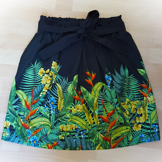 Oasis Tropical Placement Skirt